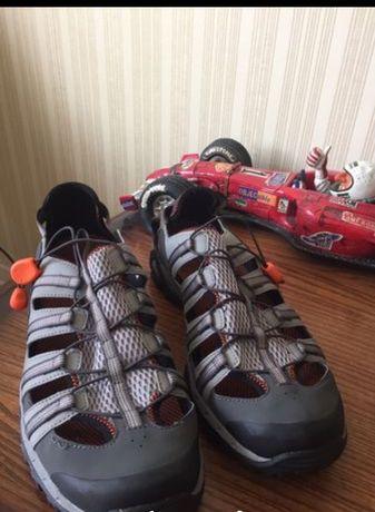 Летние мужские кроссовки Columbia оригинальные