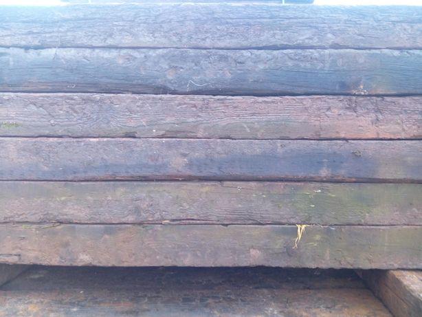 Belki drewniane