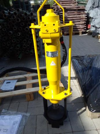 Kafar hydrauliczny Atlas Copco LPD-RV-HD adapter do fotowoltaiki 120mm