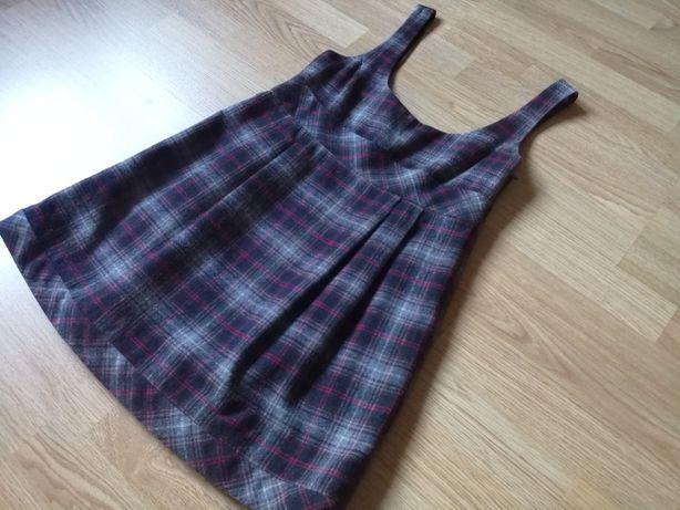 Tunika bluzka damska Zara rozmiar 36