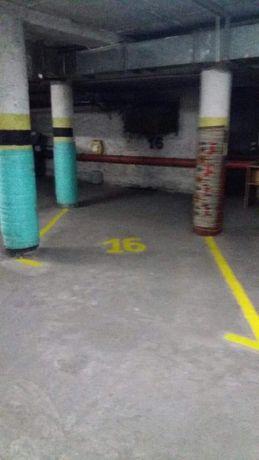 Miejsce postojowe: Plac Zgody, garaż podziemny