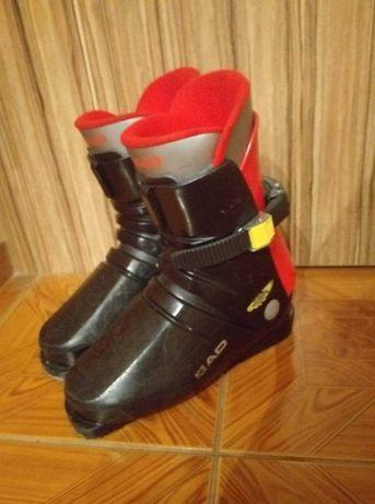 Buty narciarskie tylnowłazy HEAD. Rozmiar 38