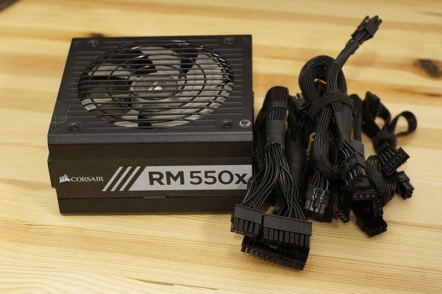 Corsair RM550x Fonte alimentação 550W | PSU