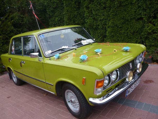 Fiat 125p /Mercedes 126 S ślub ,sesja zdjęciowa uroczystości i okazje.
