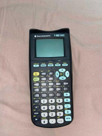 Calculadora Gráfica TEXAS TI-82 STAT