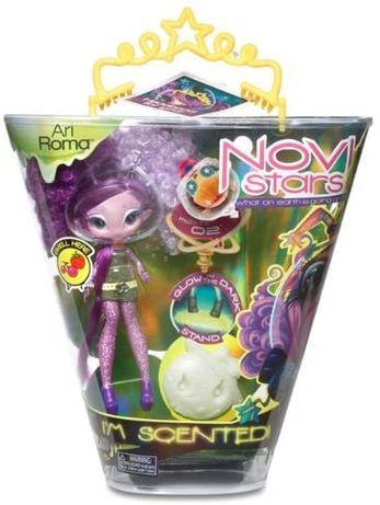 Кукла инопланетянка Novi Stars (Нови Старс) Doll Ari Roma