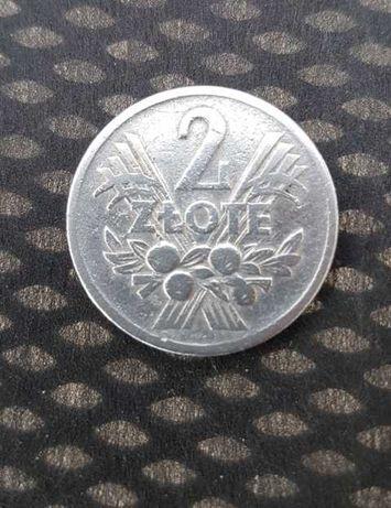 Moneta 2 złote (jagody) z 1959r