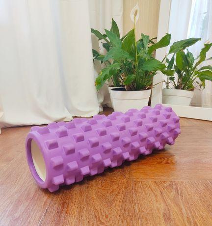 Распродажа! Цена снижена. Массажный ролик для йоги фитнеса Опт от 3 шт
