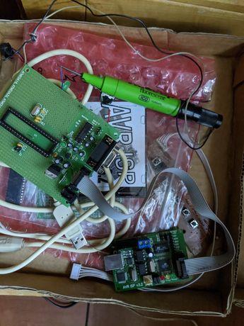 Программатор Atmel AVR ISP v3.2