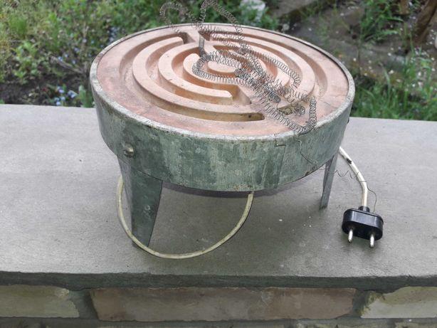 Электро плита спиральная СССР