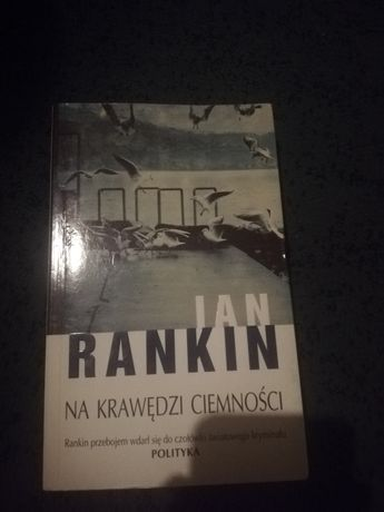 Na krawędzi ciemności książka