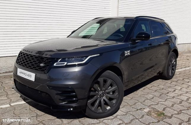 Land Rover Range Rover Velar 2.0 D200 AWD R-Dynamic S