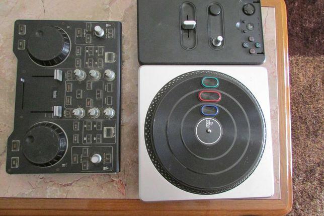 1 mesa de  DJ HERO Playstation 3 e 1 mesa Hércules