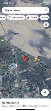 Продается земельный участок на трассе Киев-Ковель