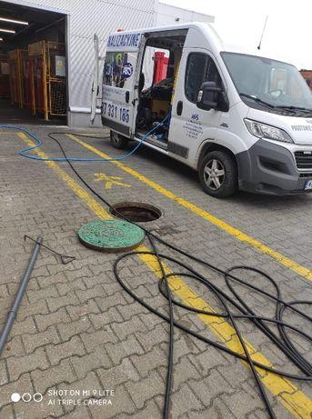 pomoc kanalizacyjna w warszawie i okolicach