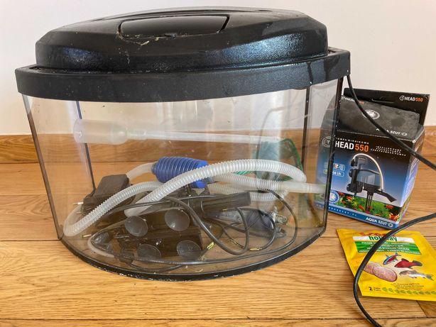 akwarium  używane 43x30