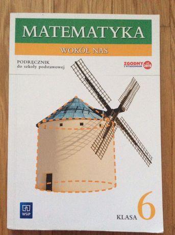 Podręcznik - szósta klasa matematyka