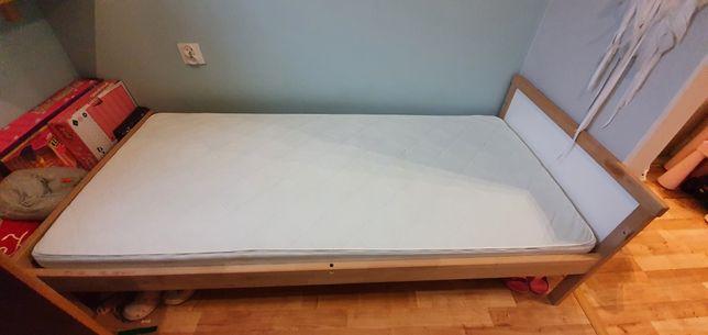 Łóżko z materacem IKEA SNIGLAR 160X70cm