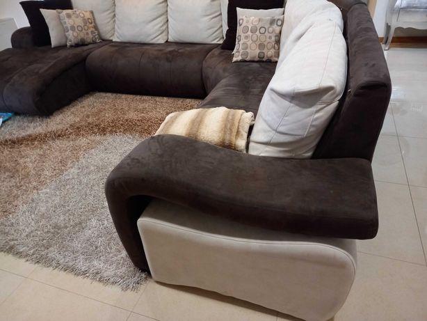 Sofá de sala em L