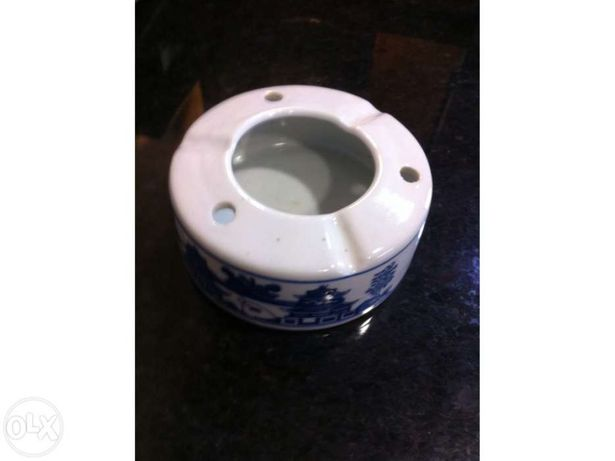Cinzeiro porcelana chinesa original