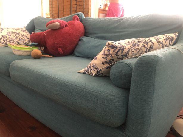 Vendo sofa AREA usado