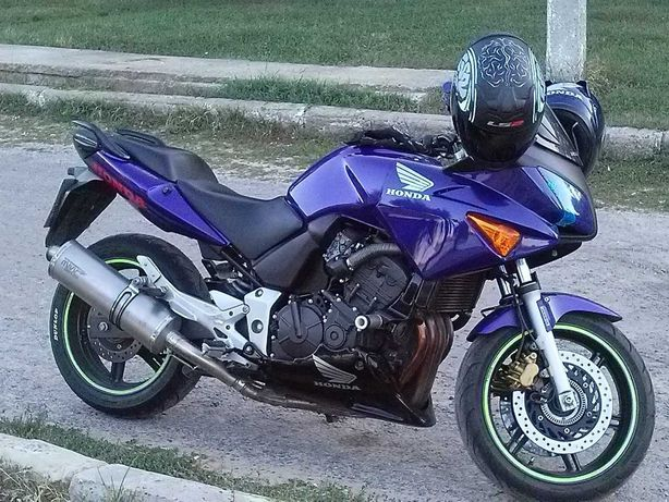 Продам Honda cbf 600 s