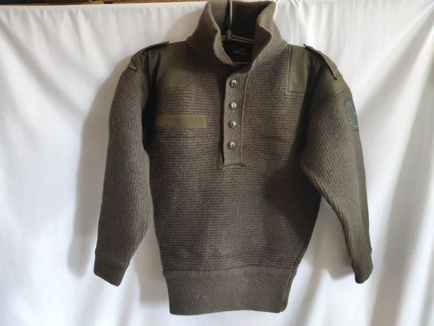 Шерстяной свитер Alpin с армейского склада Австрии 1984г.