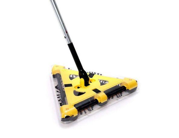 Электровеник Twister Sweeper Yellow