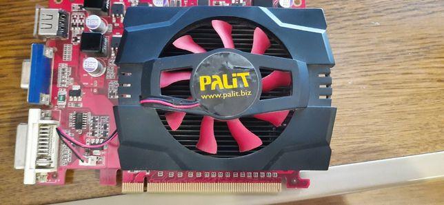 Видеокарта Palit GeForce GT 240 512mb GDDR3 (DVI, VGA, HDMI)