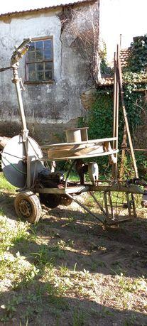 Maquina de regar milho - Carrinho de rega