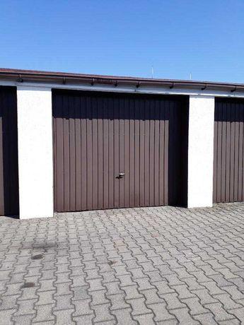 wynajmę garaż murowany Wieluń