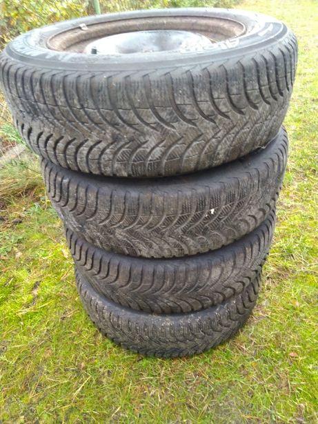 Koła zimowe 5x112 Michelin 195/65/15