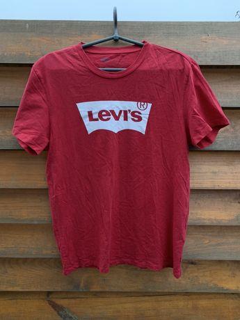 Мужская футболка Levis size M x ellesse x nike