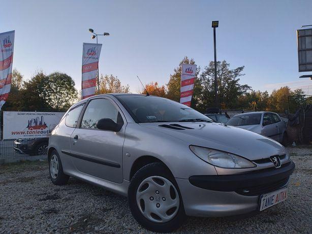 Peugeot 206 // bardzo dobry stan // ekonomiczny // zamiana