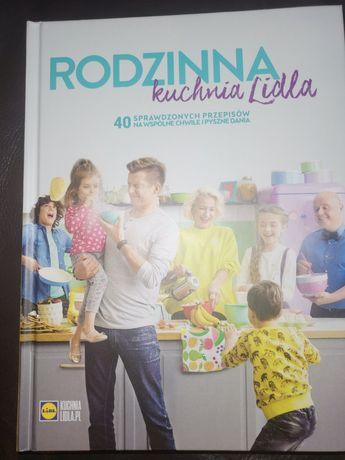 Książka kucharska Lidla