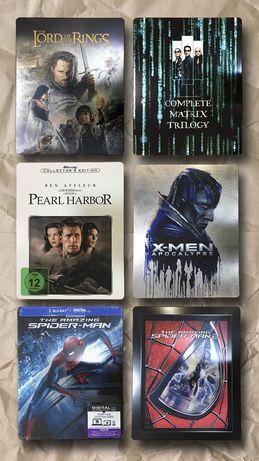[4K, Blu-ray, steelbook, upd 1] Гарний стан