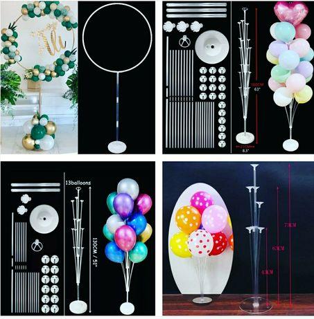 Декор на праздник, воздушные шарики, фольгированные фигуры, фотозоны
