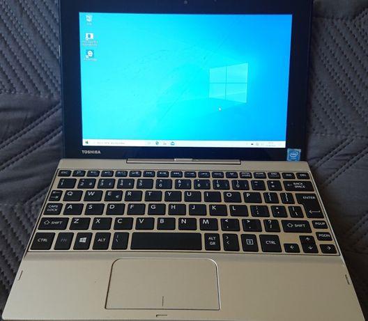 Toshiba Click 10 kompaktowy laptop z możliwością zmiany w tablet