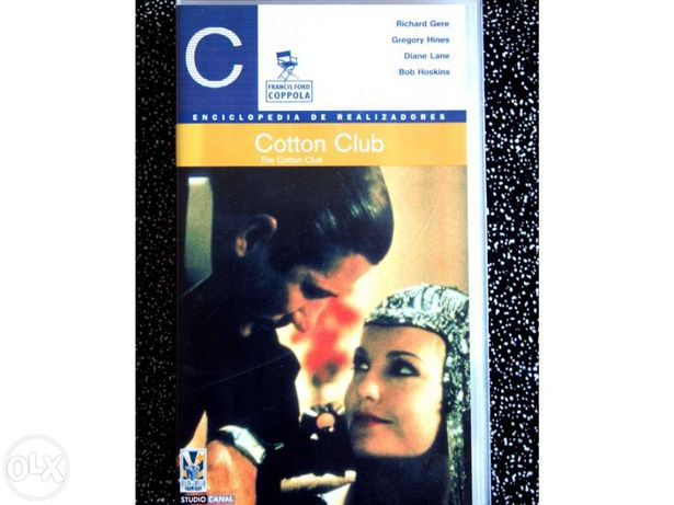 Cotton Club VHS