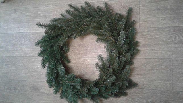 Заготовки новогодних венков диаметром 60 см