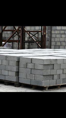 Bloczki betonowe cena z transportem fundamentowe kanoldy B12-B15