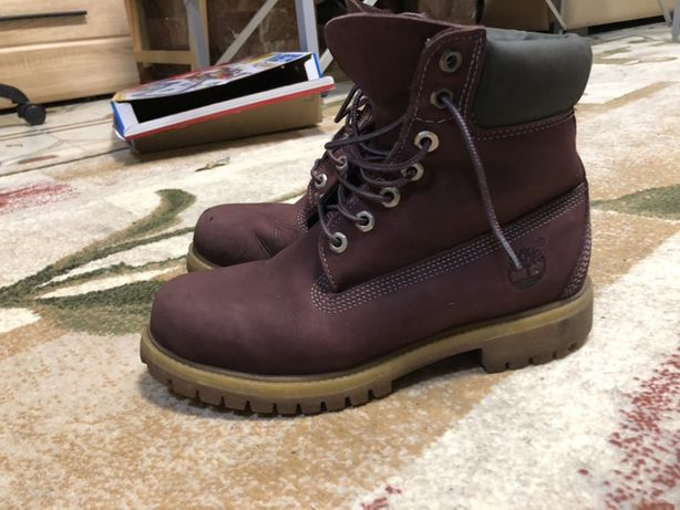 Отличные ботинки Timberland 41 размер