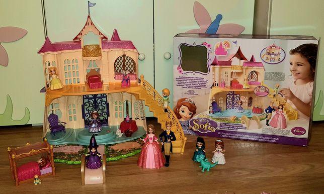 Disney Jej Wysokość Zosia Interaktywny Magiczny Pałac Zamek + GRATISY!