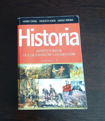 Historia. Repetytorium dla licealistów i studentów. Wydawca- Difin
