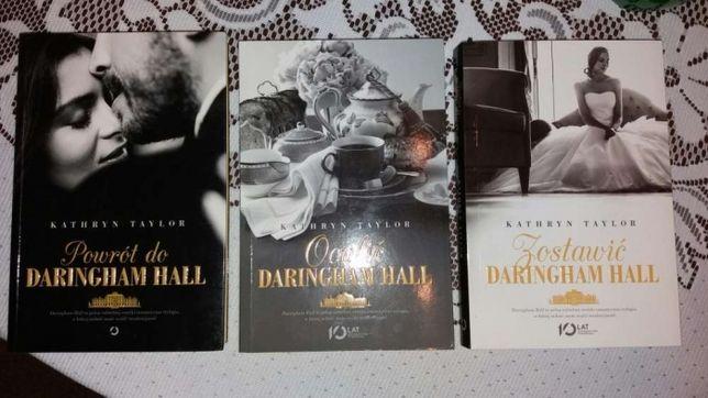 Powrót do Daringham Hall, Ocalić Daringham Hall, Zostawić Daringham H