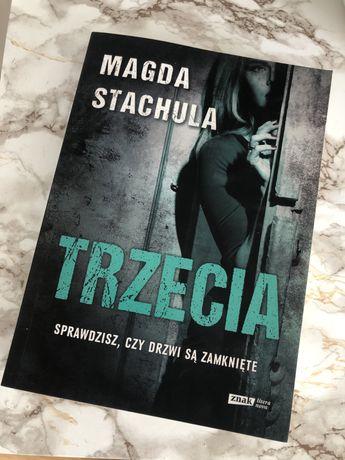 Książka Trzecia - Magda Stachula