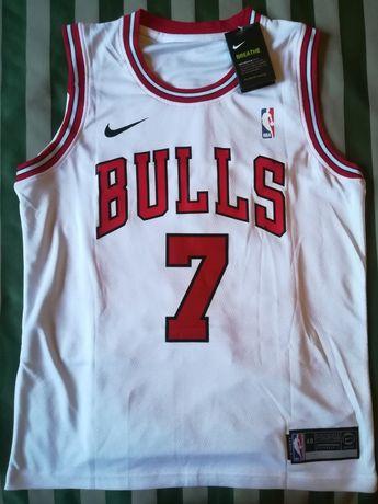 Camisola NBA Chicago Bulls Kukoc 7 nova