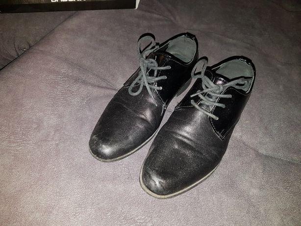 Pantofle dziecięce.