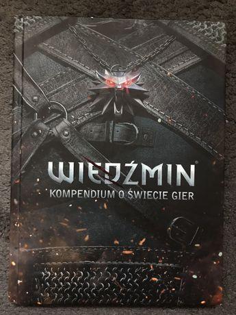 wiedźmin- kompendium o świecie gier