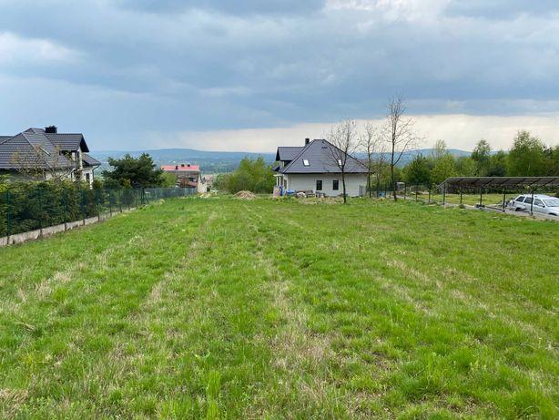 Działka budowlano-rolna Mąchocice Górne 1820 m2